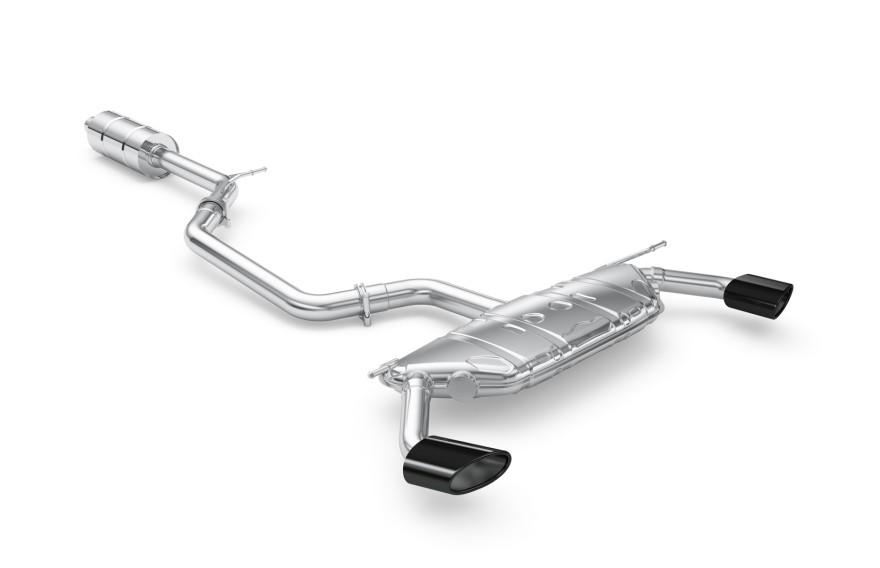 eisenmann duplex sportauspuff seat leon 3 typ 5f cupra. Black Bedroom Furniture Sets. Home Design Ideas