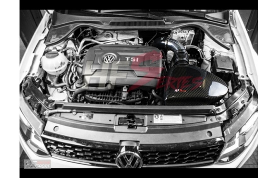 HG-Motorsport Carbon Air Intake - Ansaugung für VW Polo 6R GTI