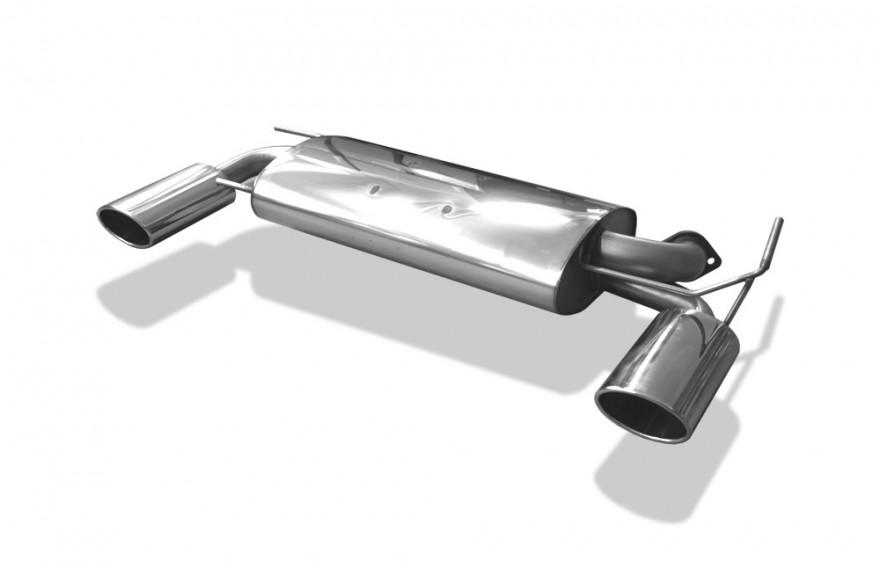 Fox Vorschalldämpfer Schalldämpfer NI200000-VSD für Nissan Murano Z50