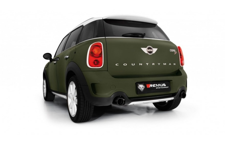 remus sportauspuff mini cooper s countryman r60 endrohr. Black Bedroom Furniture Sets. Home Design Ideas