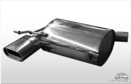 fox sportauspuff vw tiguan benziner 4 motion typ 5n bj. Black Bedroom Furniture Sets. Home Design Ideas